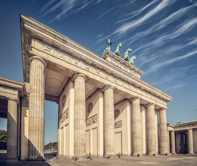 Germany, Berlin, Brandenburg Gate - OPF000067