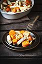 Roasted root vegetable, carrot, parsnip and celeriac - EVGF002091