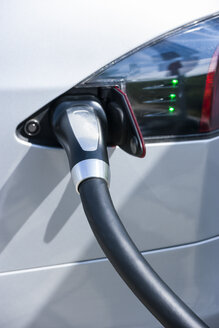 Charging of an electric car - TCF004848