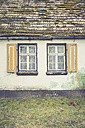 Germany, Brandenburg, windows at an old house - ASC000332
