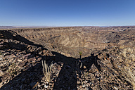 Namibia, view to Fish River Canyon - MPAF000027