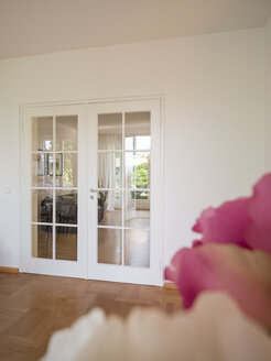 Double glass door in a modern apartment - LAF001479