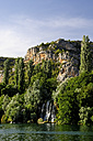 Croatia, Krka National Park, Roski Slap, waterfall - BTF000378