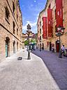 Spain, Barcelona, Barceloneta, Museu d'Historia de Catalunya - AM004135