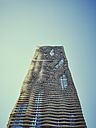 USA, Illinois, Chicago, Aqua Tower, High-rise residential building - DISF002148