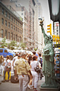 USA, New York City, Street life in Chinatown - ONF000879