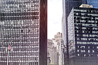 USA, New York City, High rise buildings - ONF000885