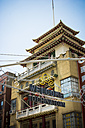 USA, New York City, Buildings in Chinatown - ONF000895