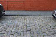 Empty parking place - VI000371