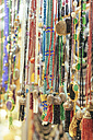 Turkey, Istanbul, jewelry for sale at Grand Bazaar - BZF000244