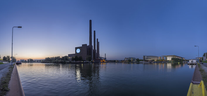 Germany, Wolfsburg, Autostadt, Car factory - PVC000647