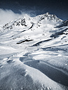 Austria, Tyrol, Ischgl, winter landscape in the mountains - ABF000644