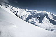 Austria, Tyrol, Ischgl, winter landscape in the mountains - ABF000668