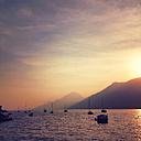 Italiy, Lake Garda at Brenzone - LVF003816