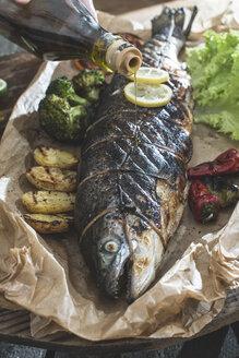 Roasted salmon - DEGF000542
