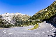 Switzerland, Valais, Rhone glacier and Furka pass - STSF000905