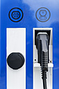 Nozzle of charging station for electric cars - TCF004893