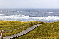 Germany, Schleswig-Holstein, Sylt, Rantum, way to beach - KLRF000193