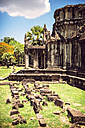 Cambodia, Siem Reap, Angkor Wat Temple - EHF000265