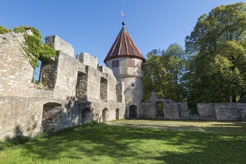 Germany, Baden-Wuerttemberg, Tuttlingen, Honberg Castle - EL001606