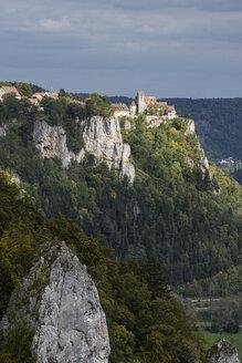 Germany, Baden-Wurttemberg, Werenwag Castle - EL001630
