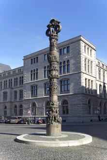 Germany, Braunschweig, Monumental Column, 2000 Years Christianity - KLRF000233