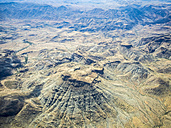 Namibia, Khomas, aerial view of canyon in highland - AMF004339