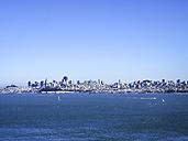 USA, California, San Francisco, skyline - SBDF002323