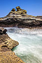 Indonesia, Bali, rocky coast, waves - KNTF000121