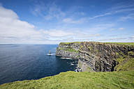 Ilrand, County Clare, Cliffs of Moher - ELF001654