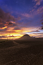 Great Britain, Scotland, East Lothian, North Berwick, sunset - SMAF000375