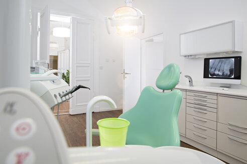 Empty dental surgery - FKF001432