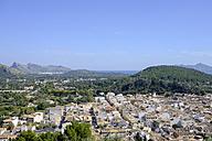 Spain, Majorca, view of Pollenca - HLF000931
