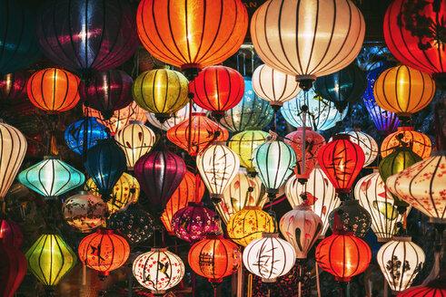 Vietnam, Silk lanterns - EHF000294