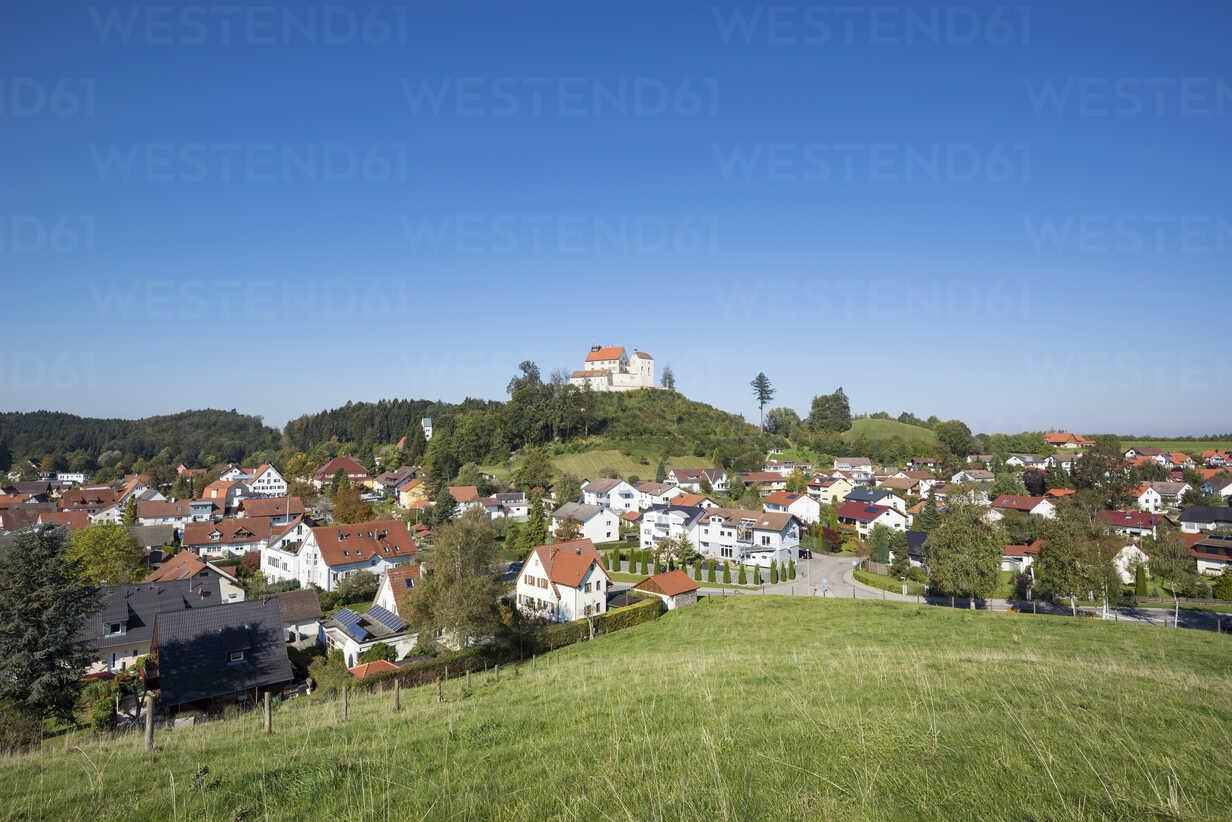 Germany, Baden-Wuerttemberg, district of Ravensburg, Waldburg Castle - ELF001663 - Markus Keller/Westend61