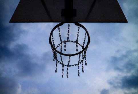 Basketball hoop - DASF000008