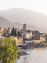 Switzerland, Ticino, Lago Maggiore, Brissago - LAF001524