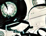 Tangled-up tape, close-up - JATF000757