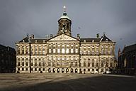 Netherlands, Amsterdam, Palais op de Dam, Royal palace at the Dam Square - EVG002496