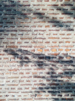 Shadows On Brick Wall - BZF000271