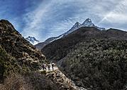 Nepal, Khumbu, Everest region, Ama Dablam - ALRF000141