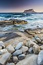 Spain, Alicante, Cala Baladrar, Seascape - SKCF000028
