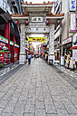 Japan, Kobe, Chinatown, Nanking District - THA001485