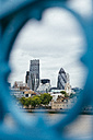 UK, London, view to the city - MAUF000087