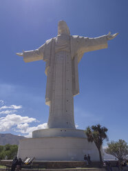 Bolivia, Cochabamba, The statue of Christ of Peace - LOMF000096