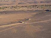 Africa, Namibia, Sossusvlei, Region Hardap, Approach road, checkpoint to Namib desert - AMF004470