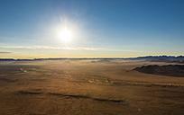 Africa, Namibia, Kulala Wilderness Reserve, Tsaris Mountains, Sossusvlei, Region Hardap, Namib desert - AMF004473