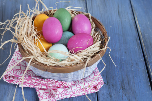 Colourful Easter basket - SBDF002554
