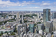 Japan, Tokyo, Cityscape - THAF001496