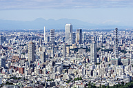 Japan, Tokyo, Cityscape - THAF001499